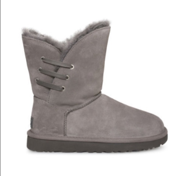 e1336b6ad36 ❤️New Ugg Constantine Suede charcoal gray Boot 12 NWT